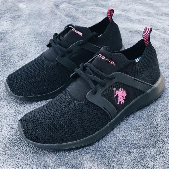 Polo Assn Black Athletic Shoes | Poshmark